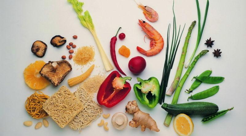 продукты для диеты 9