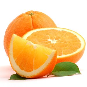 Салат из  апельсинов или мандаринов