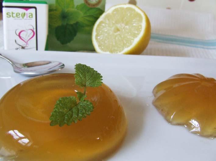чайное желе рецепт с фото кадром каннингем