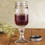 Кисель из красного вина