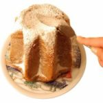 Кекс с кремом