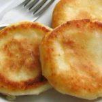 Сырники с инжиром и орехами
