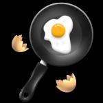 Зразы из фасоли с мясом и соусом из дрожжей